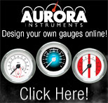 Design your own Custom Aurora Gauges!