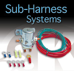 Sub-Harness Wiring Systems